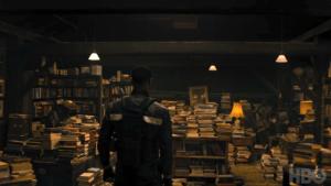 fahrenheit montag library