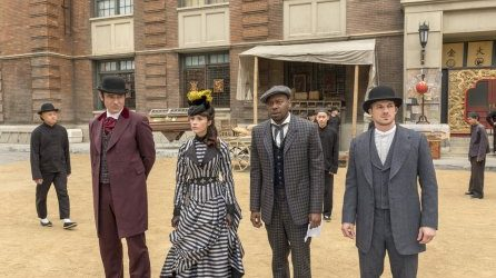 timeless s2e10 time team