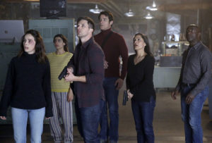 timeless s2e10 time team bunker