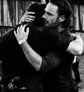Andrew Lincoln TWD