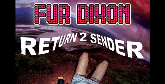 Fur Dixon and WTFUKUSHIMA have just released their first album Return 2 Sender and it's so hot, it's radioactive.