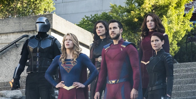 "Supergirl defeats Reign in the somewhat convoluted ""Battles Won and Lost,"" which focuses its emotional center on saying goodbye to several key characters."