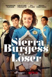 sierra burgess is a loser one sheet