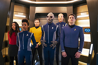 star trek discovery ensemble