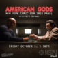American Gods fans rejoice! The cast of the show and executive producer Neil Gaiman will be making an appearance for the first time at this year's New York Comic Con […]