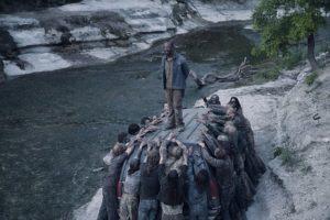 Fear the Walking Dead The Code4