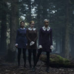 chilling adventures of sabrina weird sisters
