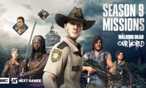 The Walking Dead: Our World season 9 missions