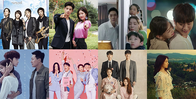 After a quick tour of the DC Universe streaming service, we take the scenic route through all the kdramas currently in our lives.