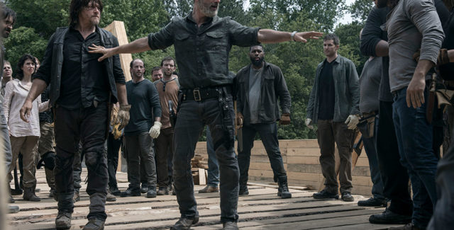 The second episode of The Walking Dead showed another time jump as Rick continued to build his new world, while chaos brewed just below the surface. Rick narrates the episode's […]