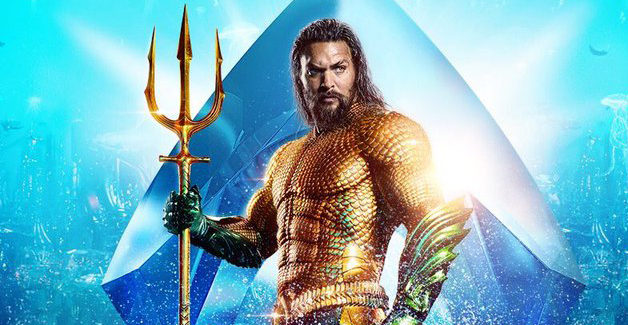 After years of being a pop culture joke, Aquaman finally swims into theaters with his own big budget movie, and it is a spectacle fit for a king.