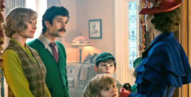 It's a sequel 54 years in the making but Disney's Mary Poppins Returns couldn't have come at a more perfect time. We highly recommend it.