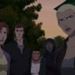 The final four episodes of Young Justice: Outsider's first half are jam-packed with plot progression, character development, and the thing this show is best at: emotion.