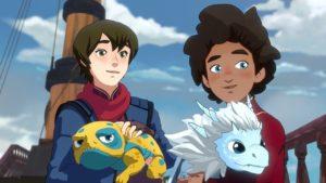 The Dragon Prince 2 A