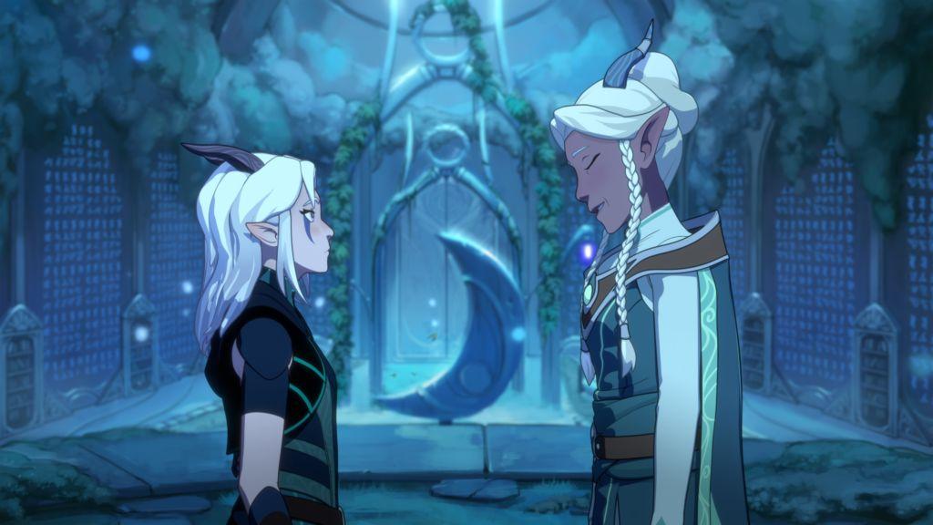 Resultado de imagem para the dragon prince season 2
