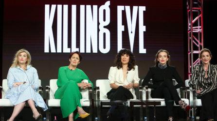 Killing Eve Panel