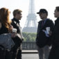In this behind the scenes clip, the 'Shadowhunters' cast explain what it was like filming in Paris, against the Eiffel Tower. Tres mauvais, I'm sure.