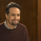 Lin-Manuel Miranda guest stars as Amy's brother. Sadly there is no rapping involved.
