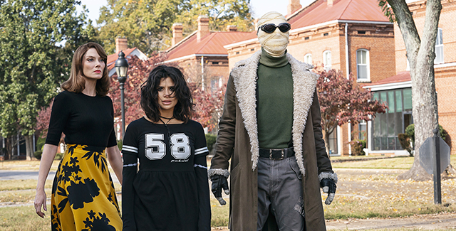 """Doom Patrol Patrol"" takes weirdness to a whole new level when Jane, Rita and Larry confront the previous iterations of their little squad - long since abandoned by Niles Caulder."