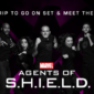 Here's your chance to win a set tour and meet the cast of 'Agents of S.H.I.E.L.D.' - all while supporting research to end lupus!