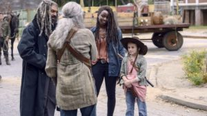 The Walking Dead S9 Ep15 - The Calm Before