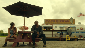 American Gods Sam and Shadow