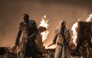Game of Thrones, S8 Ep3 - The Long Night