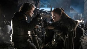 Game of Thrones, S8 Ep2 - A Knight of the Seven Kingdoms