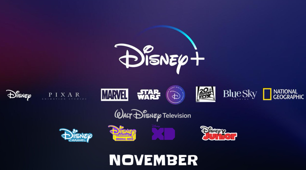 Disney+ Launch Date, Price, and Content Announced