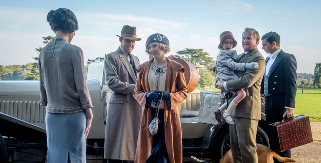 After four years of waiting since the series ended, fans finally have another chance to go back to Downton. Don't be late. The Crawleys are expecting you.