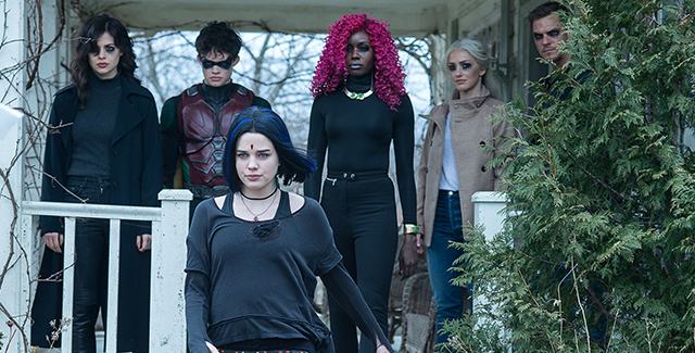 Titans delivers a mostly lackluster premiere, which focuses on tying up the loose Trigon ends before it can establish the direction for the second season.