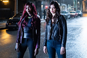 titans 202 rose - kory and donna
