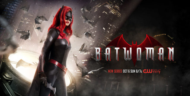 We sit down with Rachel Skarsten and Meagan Tandy from 'Batwoman' at this year's New York Comic Con.