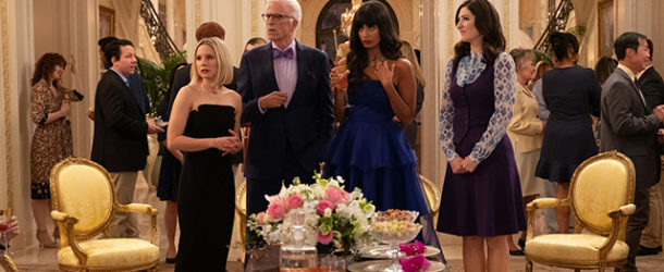 the good place a girl from arizona review