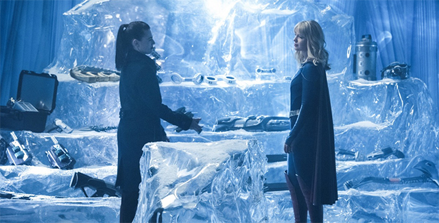 "Supergirl faces Lena's rage in ""Tremors,"" which ends up exploring several different relationship dynamics throughout the episode."