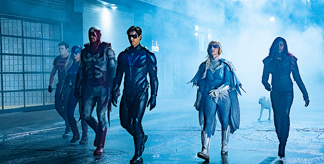 """Nightwing"" wraps up the many dangling plot threads of Titans' second season, but it's a little less than satisfying."