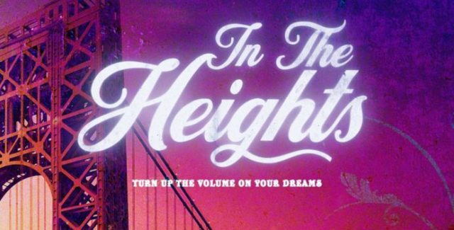 'In The Heights' follows the lives of the residents in Manhattan's Washington Heights neighborhood. It is set to open nationwide in Summer 2020.