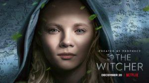 freya allen in the witcher