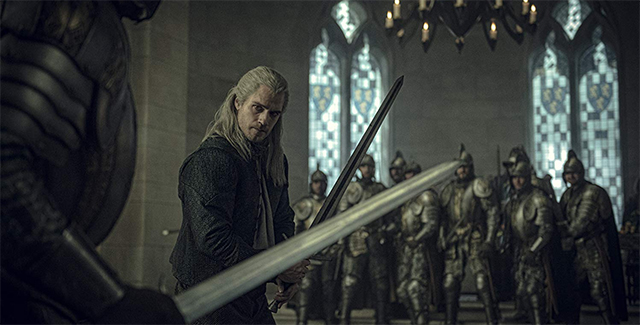 The Witcher showrunner Lauren Hissrich shares her approach to adapting the novels as well as her thoughts on Geralt, Ciri and Yennefer.