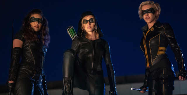 """""""Green Arrow and the Canaries"""" takes full advantage of the dynamics set up in the last few seasons of the show, but relies a little too heavily on the specter of Crisis."""