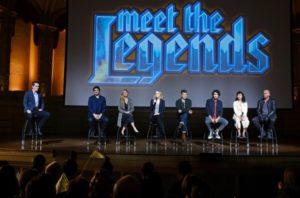 meet the legends 501