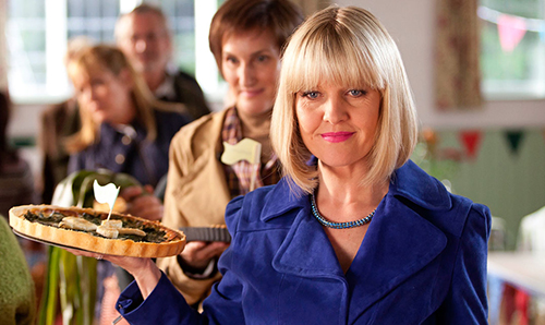 ashley jensen in agatha raisin