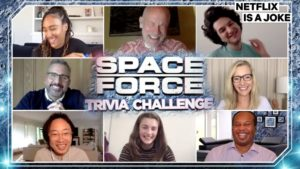 Space Force Trivia Challenge