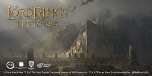 Lord of the Rings: Rise to War