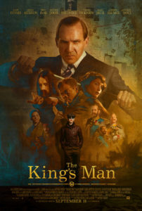 The King's Man poster