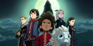 The Dragon Prince renewed