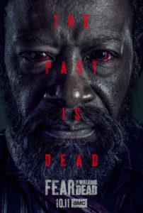 Fear the Walking Dead S6 Key Art Morgan