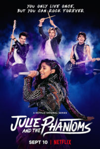 Julie and the Phantoms poster