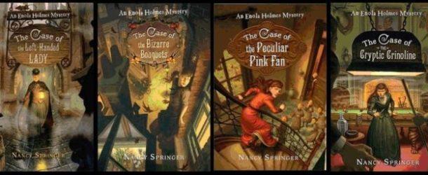 Enola Holmes books
