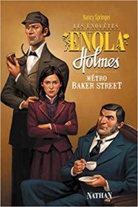 Enola Holmes and family